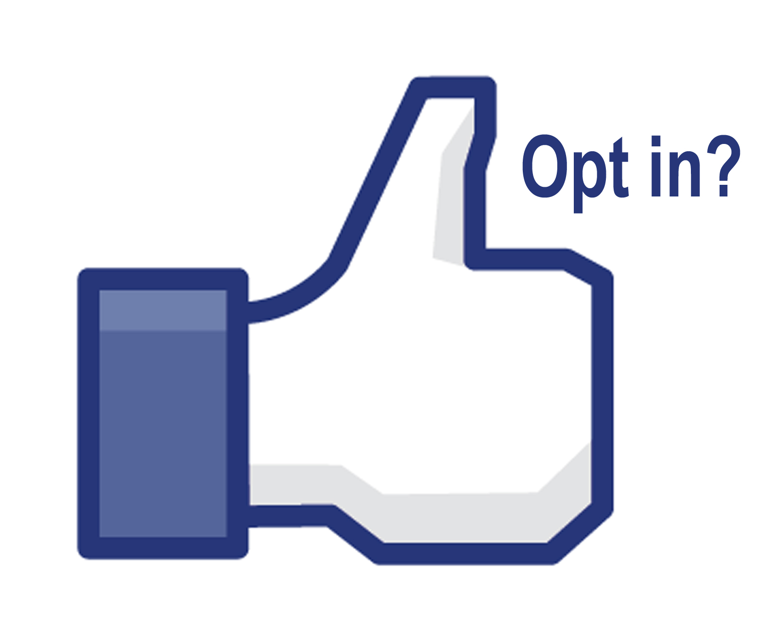 opt in and opt out approaches If you would like to opt-out, please go to this page.