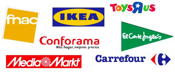 Empresas de distribución