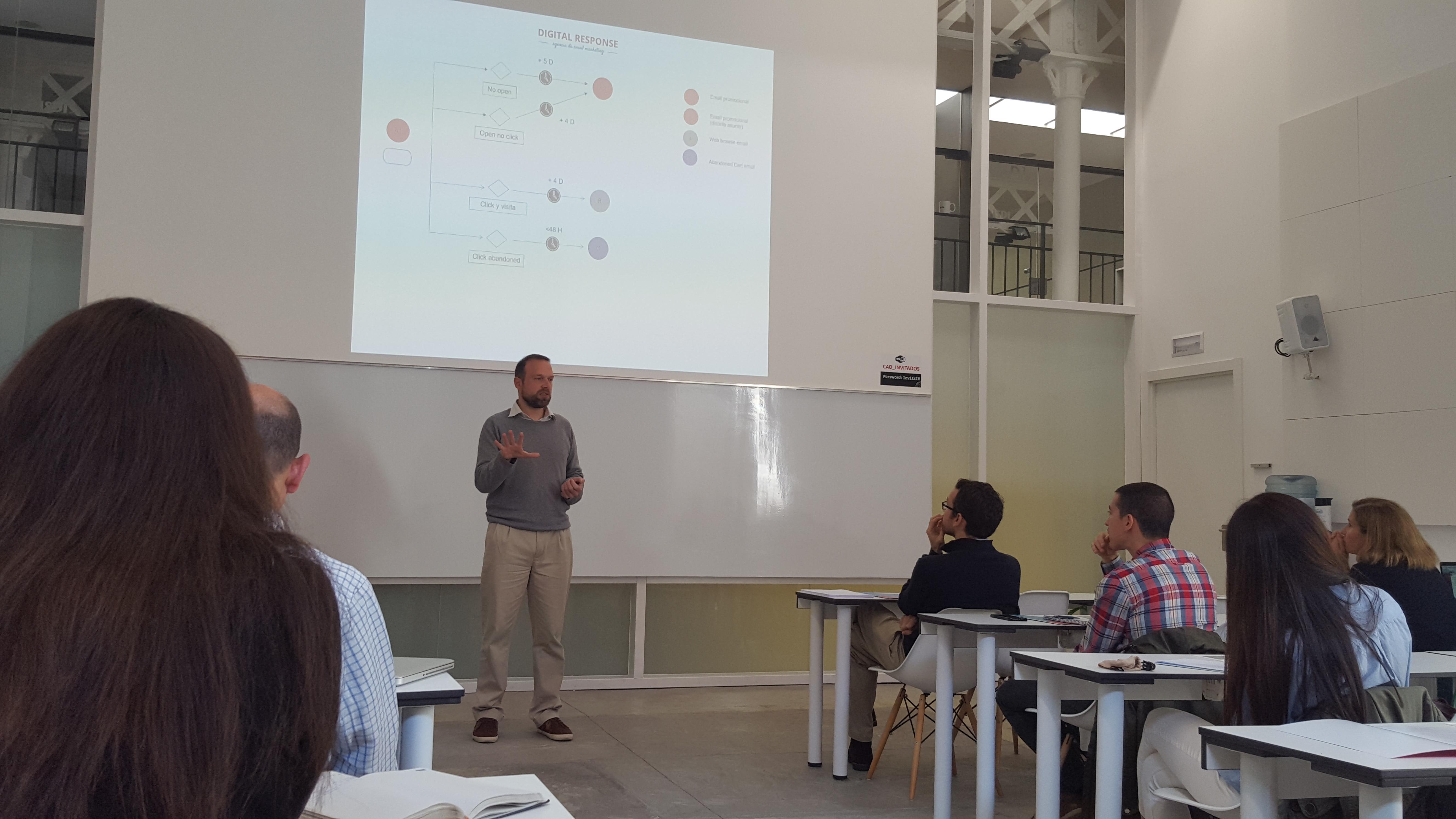 Workshop Digital Response - Jordi Puig