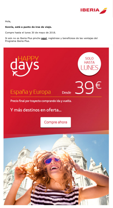 Email Marketing Iberia