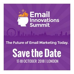 Email Innovatios Summit
