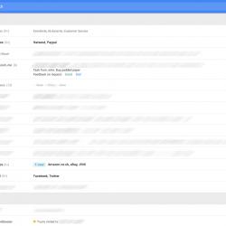 Cambios en Gmail