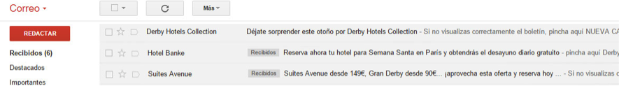 asuntos email derby hotels collection