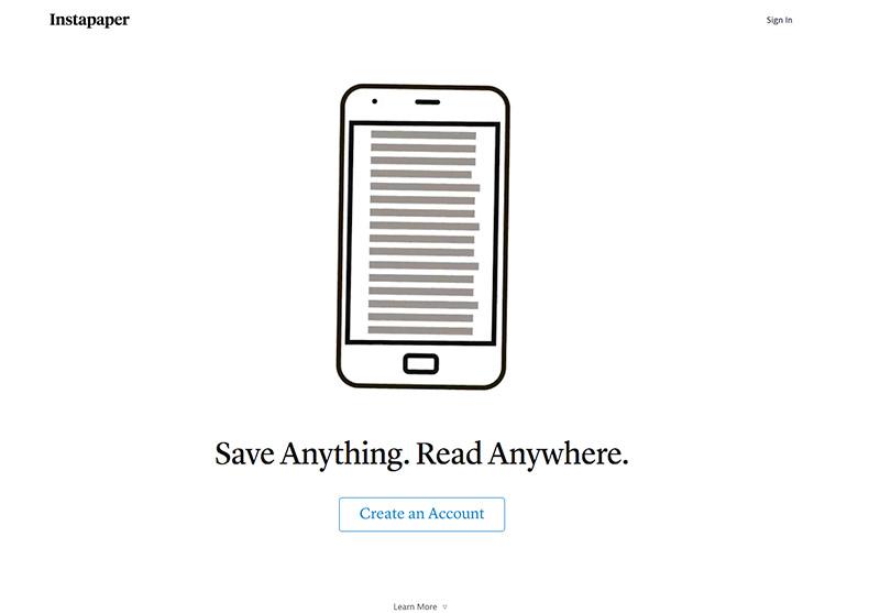 Landing Page Minimalista