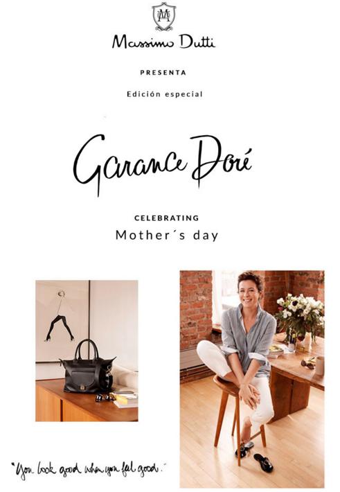 Email Marketing Día de la Madre Massimo Dutti 1