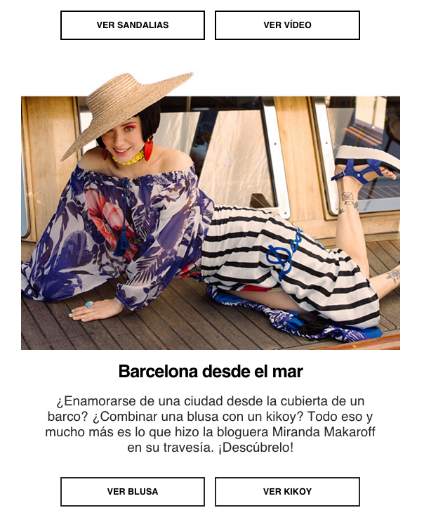 Atypical Places Desigual Email Marketing 4